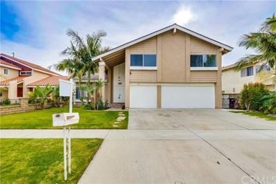 2610 W Hall Avenue, Santa Ana, CA 92704 - MLS#: LG19005246