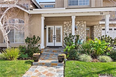 10 Songbird Lane, Aliso Viejo, CA 92656 - MLS#: LG19030774