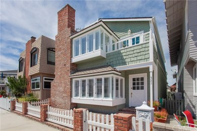 325 Alvarado Place, Newport Beach, CA 92661 - MLS#: LG19075969