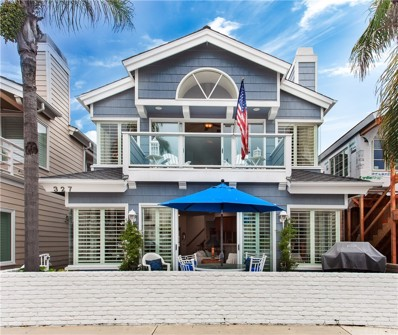 327 Anade Avenue, Newport Beach, CA 92661 - MLS#: LG19117778