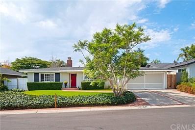 243 Hill Place, Costa Mesa, CA 92627 - MLS#: LG19217685