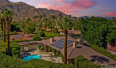 470 E Valmonte Sur, Palm Springs, CA 92262 - MLS#: LG19252752