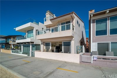 1908 W Oceanfront, Newport Beach, CA 92663 - MLS#: LG19257933