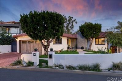403 El Bosque, Laguna Beach, CA 92651 - MLS#: LG20015625