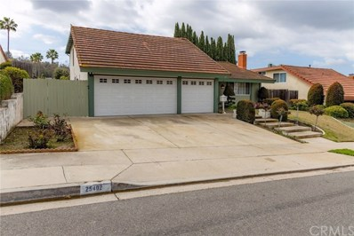 25402 Grissom Road, Laguna Hills, CA 92653 - MLS#: LG20019178