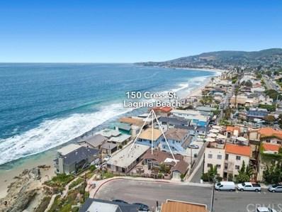 150 Cress Street, Laguna Beach, CA 92651 - MLS#: LG20098136