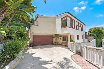 601 Glomstad Lane, Laguna Beach, CA 92651 - MLS#: LG20125199