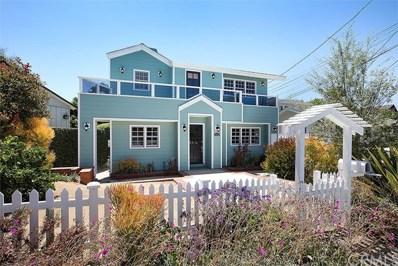 589 Brooks Street, Laguna Beach, CA 92651 - MLS#: LG20133225
