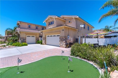 16904 Ridge Cliff Drive, Riverside, CA 92503 - MLS#: LG20147189