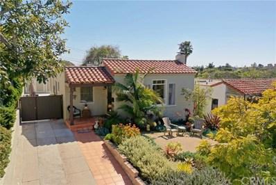 1112 Cedar Street, Santa Monica, CA 90405 - MLS#: LG21044002