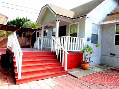 542 N Virgil Avenue, Los Angeles, CA 90004 - MLS#: LG21057693