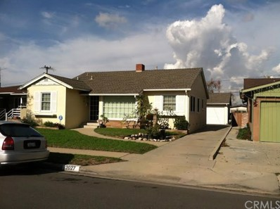 2027 W 147th Street, Gardena, CA 90249 - MLS#: MB15199151