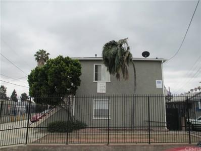 1012 W 109th Place, Los Angeles, CA 90044 - MLS#: MB17110361