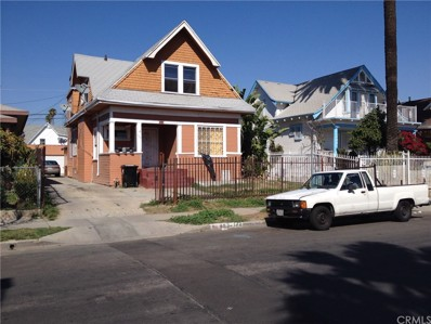 493 E 47th Street, Los Angeles, CA 90011 - MLS#: MB17117890