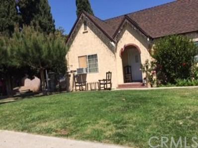 28 S Fremont Avenue, Alhambra, CA 91801 - MLS#: MB17124413
