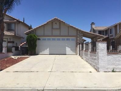 24070 Poppystone Drive, Moreno Valley, CA 92551 - MLS#: MB17168598