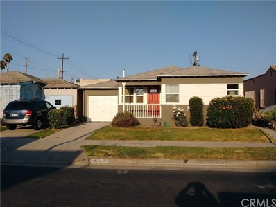 5808 S Wilton Place, Los Angeles, CA 90047 - MLS#: MB17186258