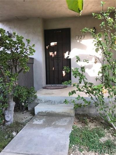 323 Ridge Terrace Lane, Montebello, CA 90640 - MLS#: MB17190998