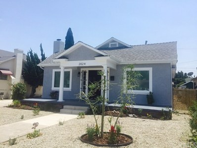 2024 W 42nd Street, Los Angeles, CA 90062 - MLS#: MB17195982