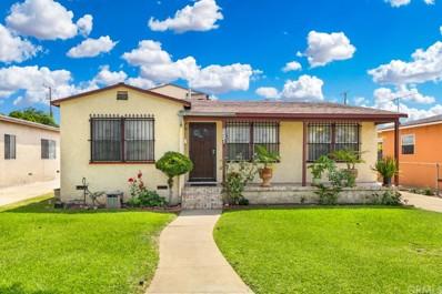 824 S Spruce Street, Montebello, CA 90640 - MLS#: MB17196774