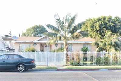 1359 E 76th Place, Los Angeles, CA 90001 - MLS#: MB17202834