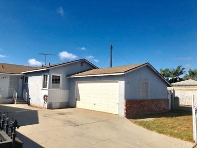 11825 Menlo Avenue, Hawthorne, CA 90250 - MLS#: MB17240932