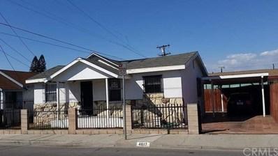 4617 Verona Street, Los Angeles, CA 90022 - MLS#: MB17244861