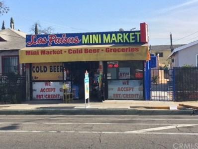 6618 Holmes Avenue, Los Angeles, CA 90001 - MLS#: MB17264743
