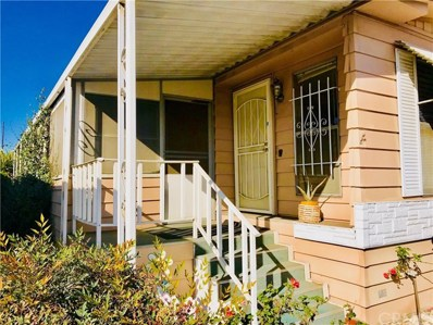 8509 Beverly Boulevard UNIT 61, Pico Rivera, CA 90660 - MLS#: MB17271626