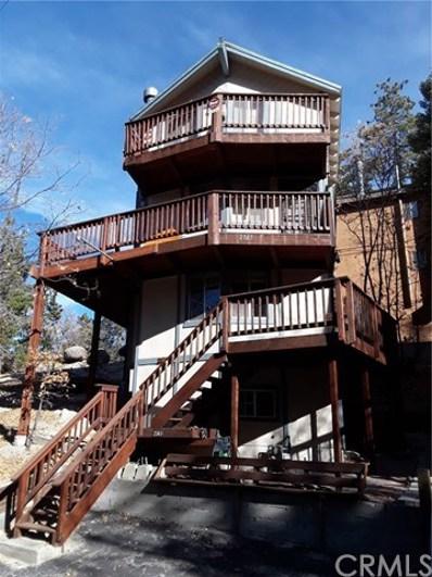 2363 Pine Drive, Arrowbear, CA 92308 - MLS#: MB18006186