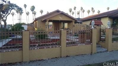 963 S Lorena Street, Los Angeles, CA 90023 - MLS#: MB18012842