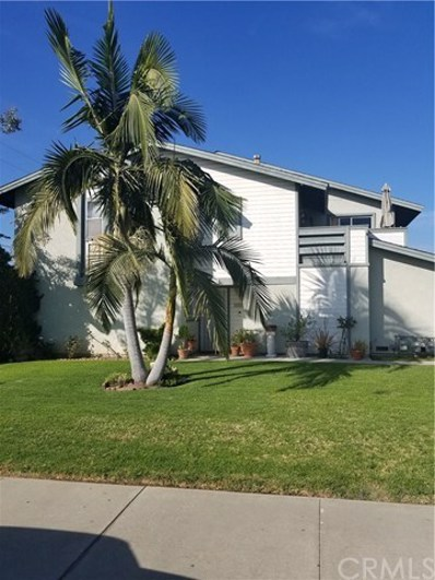 887 E Alvarado Street UNIT 10, Pomona, CA 91767 - MLS#: MB18028033