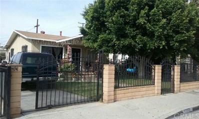 927 S Duncan Avenue, East Los Angeles, CA 90022 - MLS#: MB18030487