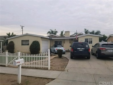 14934 Prichard Street, La Puente, CA 91744 - MLS#: MB18036638