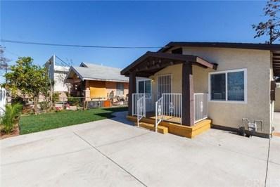 124 S Herbert Avenue, East Los Angeles, CA 90063 - MLS#: MB18038085