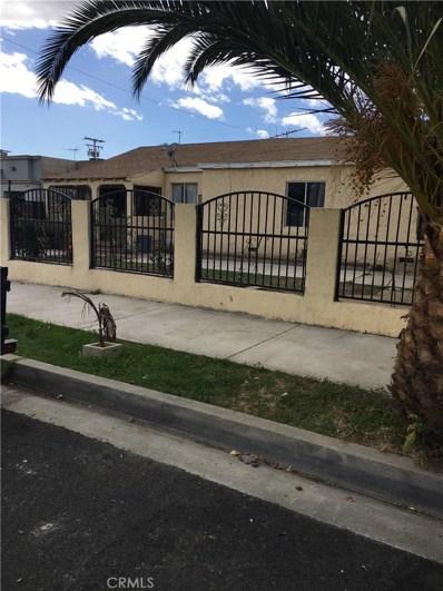 2619 Strozier, El Monte, CA 91733 - MLS#: MB18040009