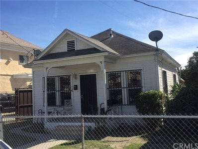 738 E 40th Place, Los Angeles, CA 90011 - MLS#: MB18050778