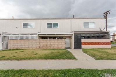 700 Frankel Avenue UNIT E4, Montebello, CA 90640 - MLS#: MB18061599