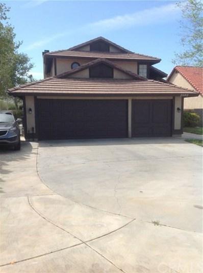 2002 Sundance Court, Palmdale, CA 93551 - MLS#: MB18083603