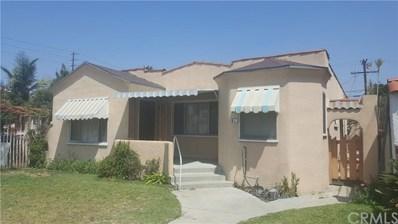 811 E 82nd Street, Los Angeles, CA 90001 - MLS#: MB18102800