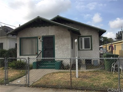 736 E 40th Place, Los Angeles, CA 90011 - MLS#: MB18103632