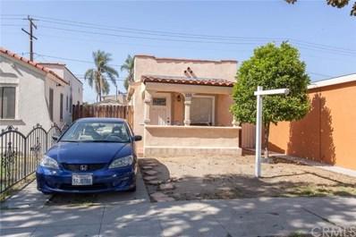 233 E Platt Street, Long Beach, CA 90805 - MLS#: MB18103873
