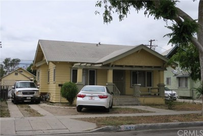 7675 Whitsett Avenue, Los Angeles, CA 90001 - MLS#: MB18114089