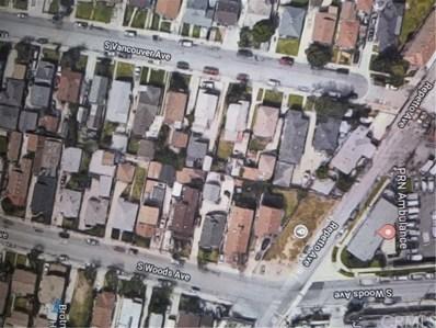 0 S Woods Avenue, East Los Angeles, CA 90022 - MLS#: MB18117341