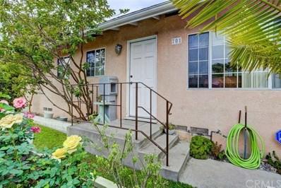 701 N Mariposa Street, Burbank, CA 91506 - MLS#: MB18130734