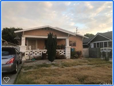 1752 W 42nd Street, Los Angeles, CA 90062 - MLS#: MB18165031