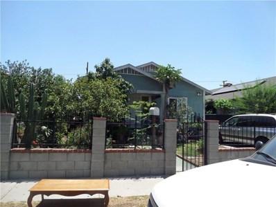 162 E 66th Street, Los Angeles, CA 90003 - MLS#: MB18169241