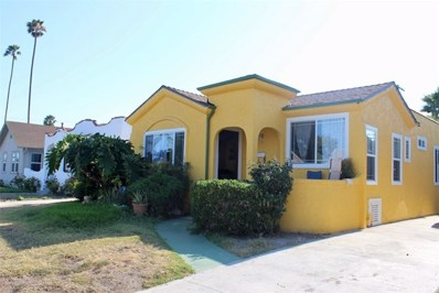 3883 3rd Avenue, Los Angeles, CA 90008 - MLS#: MB18185656