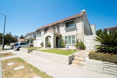 1057 Arlington Avenue, Los Angeles, CA 90019 - MLS#: MB18195789