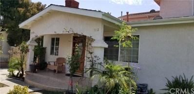 1572 Vejar Street, Pomona, CA 91766 - MLS#: MB18202650